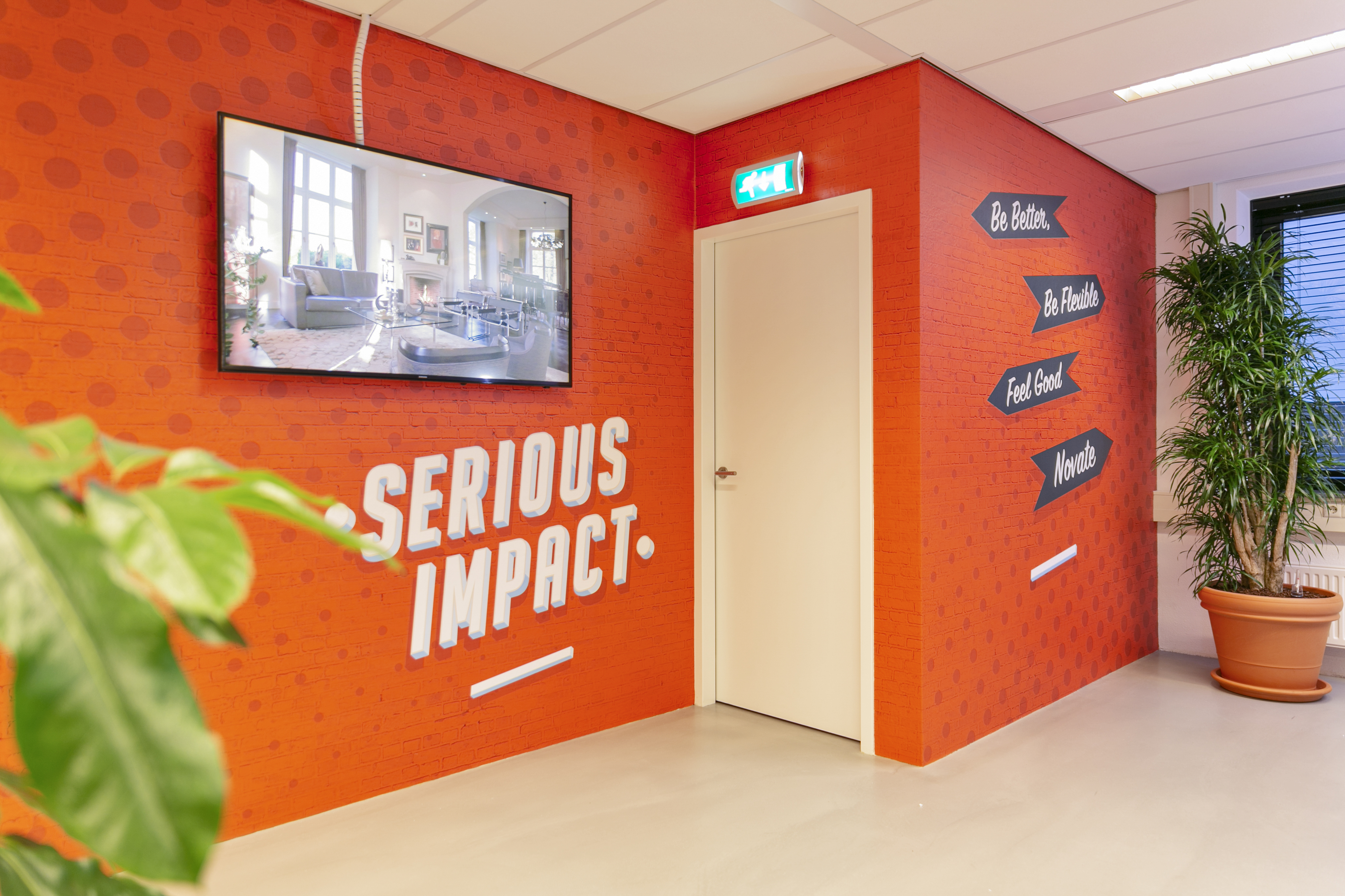 Zibber Office Workplace NL Serious Impact